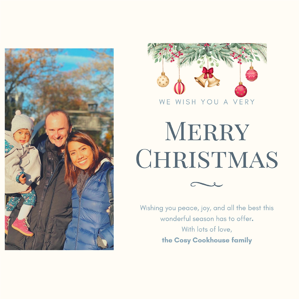 Merry Christmas From Our Family To Yours