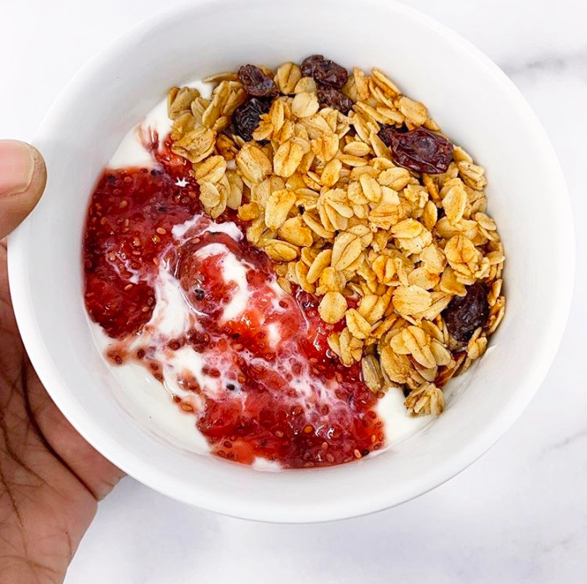 Healthy Food Inspiration To Start The Week Off Right