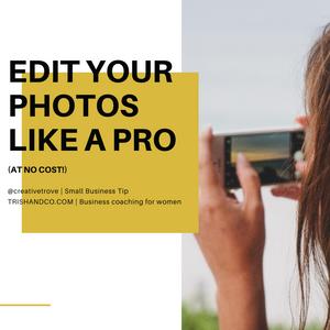 5 Best Photo Editing Apps For Your Instagram Branding