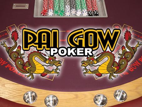 High Stakes Dreidel & Pai Gow 12/25