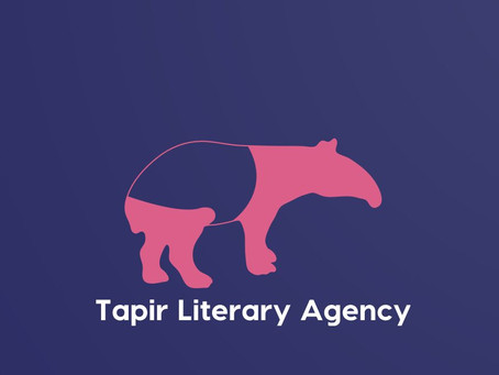 Thrilled to Sign With Tapir Literary