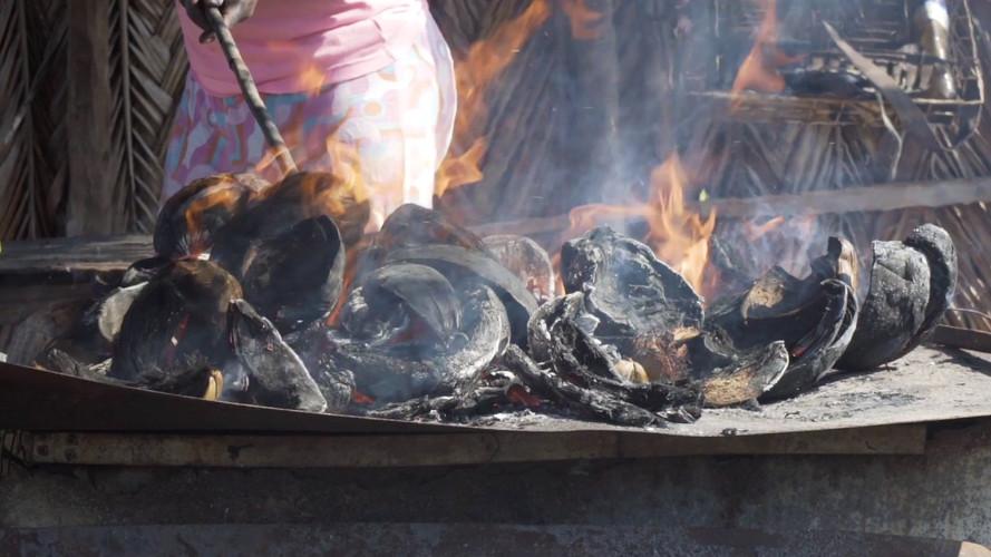 The Local Bakery at Guinjata Bay