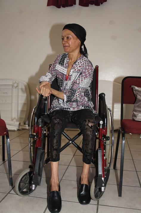 Stroke Survivor | Taking part in exercise group