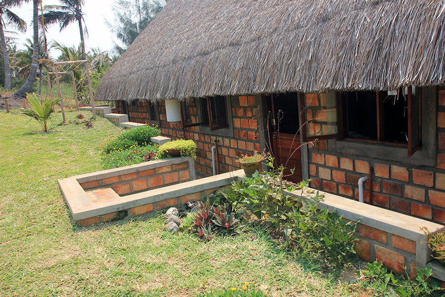 Back Entramce of Casa 2
