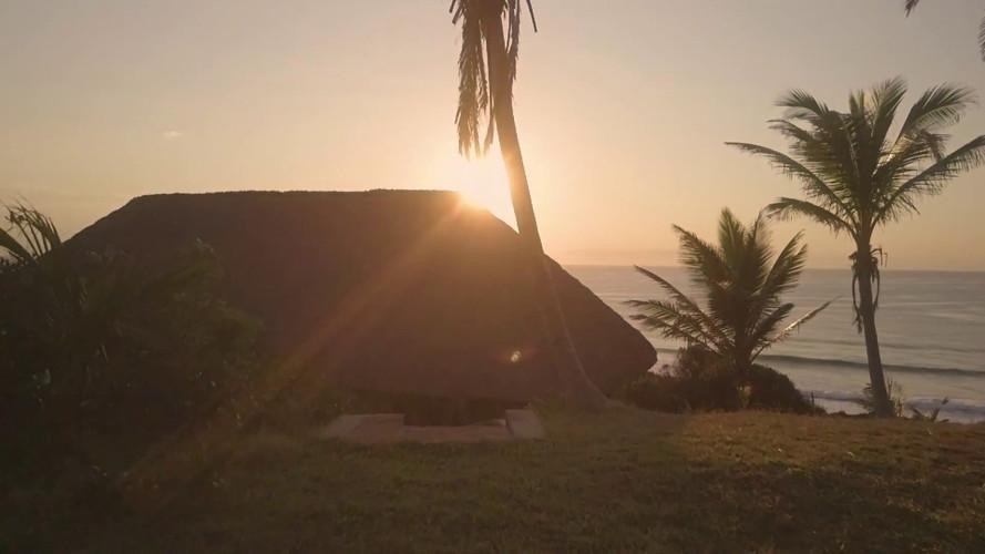 Sunrise at Mahale