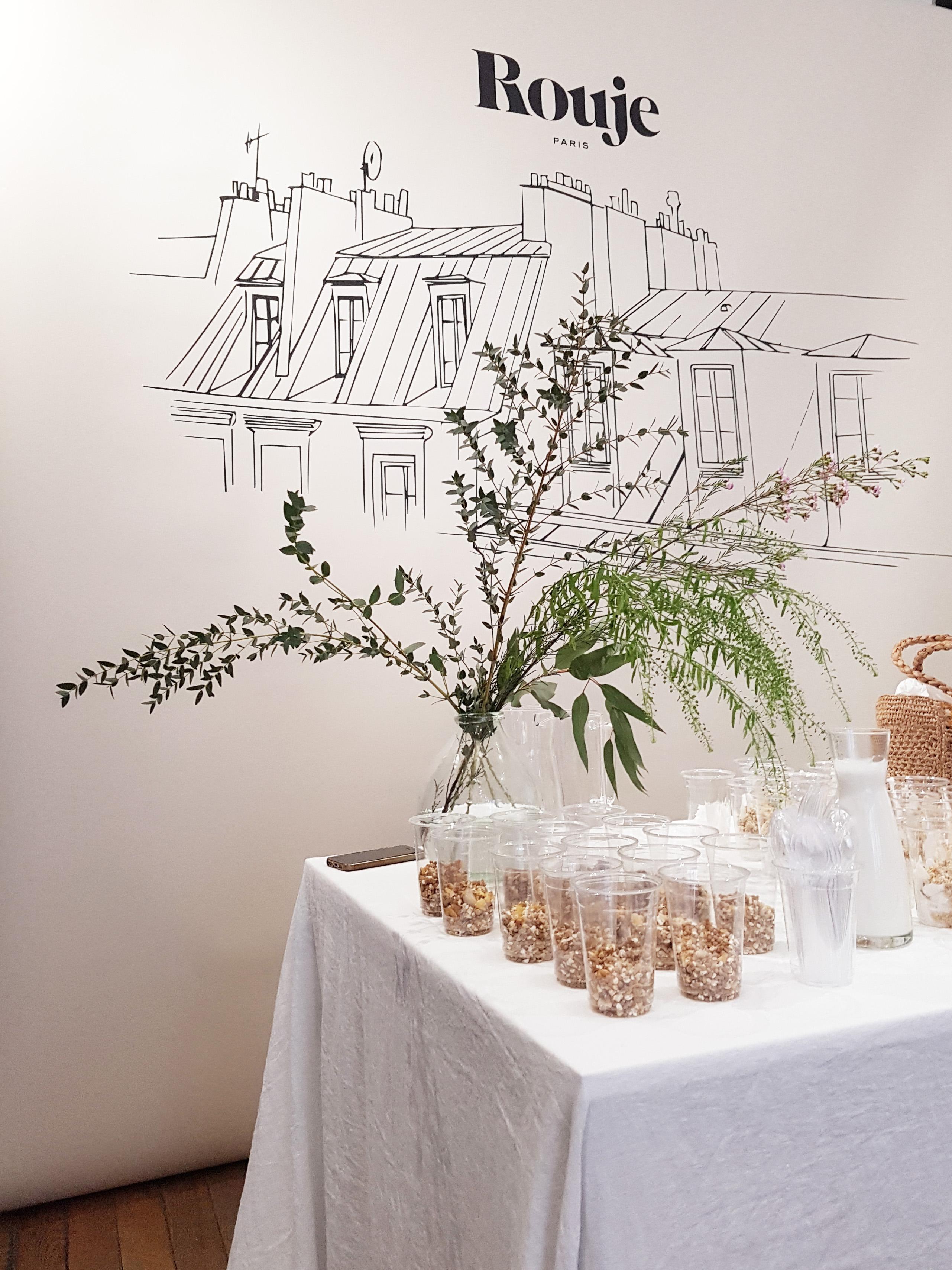 Rouje Breakfast by Atelier JEM