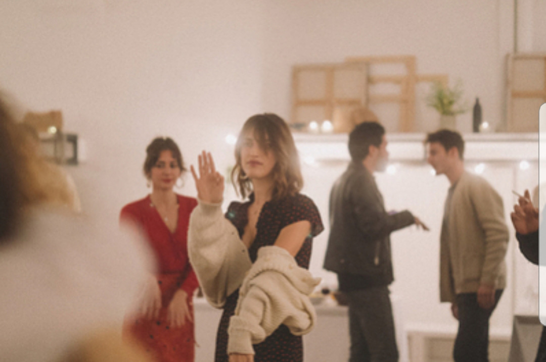 Rouje party by Atelier JEM