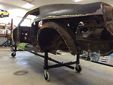 Resto Revolver Body Cart
