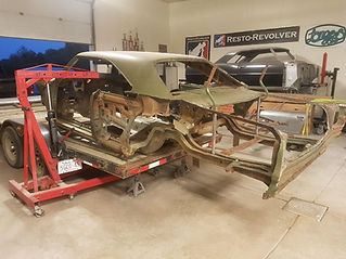 1969 Road Runner Restoration