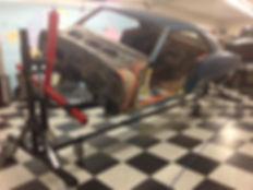 Resto Revolver Automotive Rotisserie