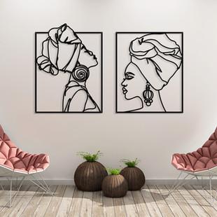 עיצובים דקורטיביים לקיר