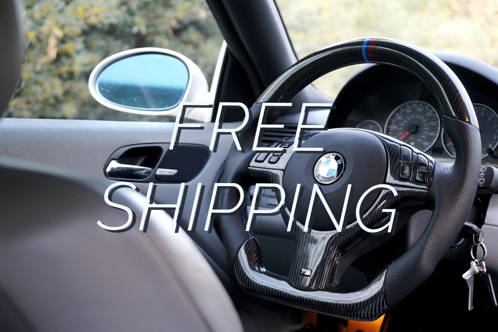 Custom Steering Wheels | Carbon Fiber | Alcantara | CarbonTastic