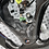 Thumbnail: E82/88/90/92/93 Non-Paddle Shifted Carbon Fiber Steering Wheel Style 1