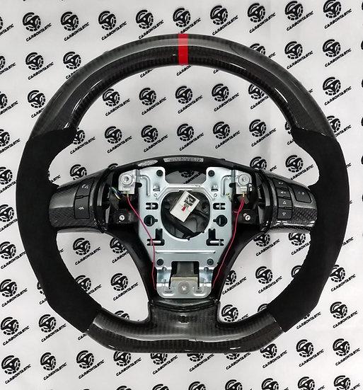 Corvette C6 Custom Carbon Fiber Steering Wheel (Manual)