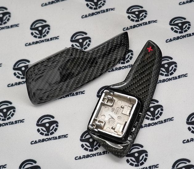 2020 Corvette C8 Custom Carbon Fiber Paddle Shifter