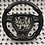 Thumbnail: F Gen 5/6/7 series Sport Line Carbon Fiber Steering Wheel (WITH PADDLE SHIFTERS)