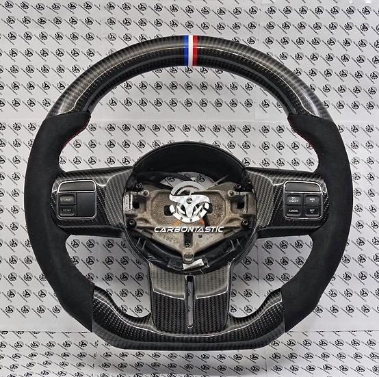 2014+ Wrangler Custom Carbon Fiber Steering Wheel