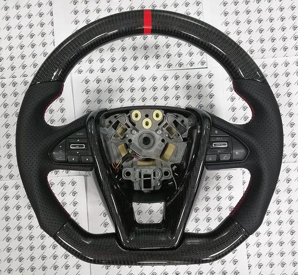 2015+ Maxima Custom Carbon Fiber Steering