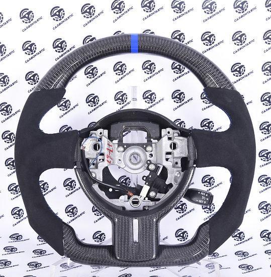 2013-16 FRS/GT86/BRZ Custom Carbon Fiber Steering Wheel Paddle Shifted
