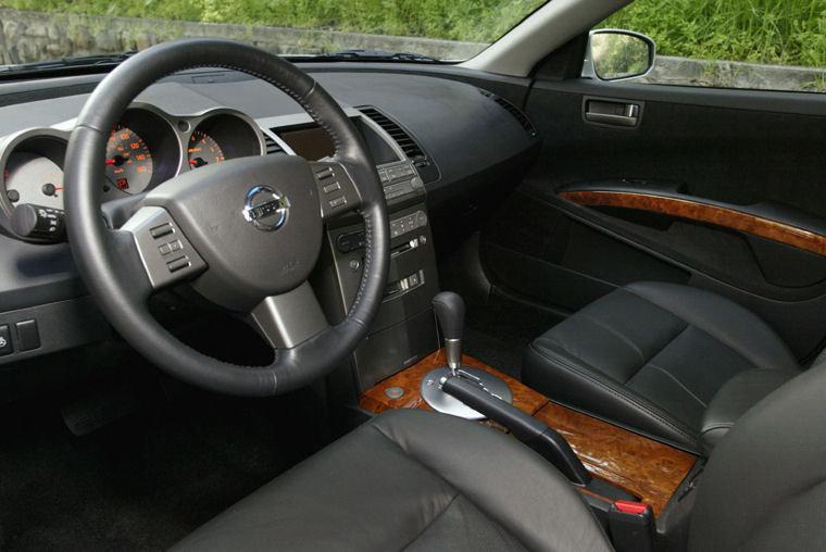 2006-2008 Nissan Maxima Custom Carbon Fiber Steering Wheel
