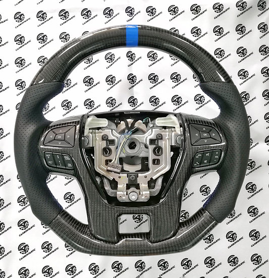 2019+ Ford Ranger Custom Carbon Fiber Steering Wheel ( ONLY for North America)