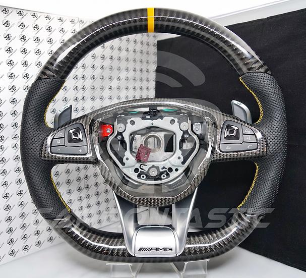 2015-2018 Mercedes-Benz AMG Custom Carbon Fiber Steering Wheel