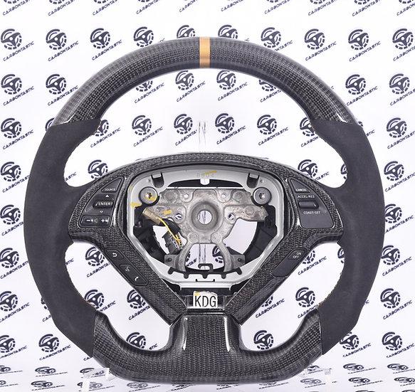 2008+ Infiniti G37 Custom Carbon Fiber Steering Wheel