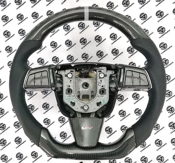 2009-2014 CTS/CTS-V Custom Carbon Fiber Steering Wheel