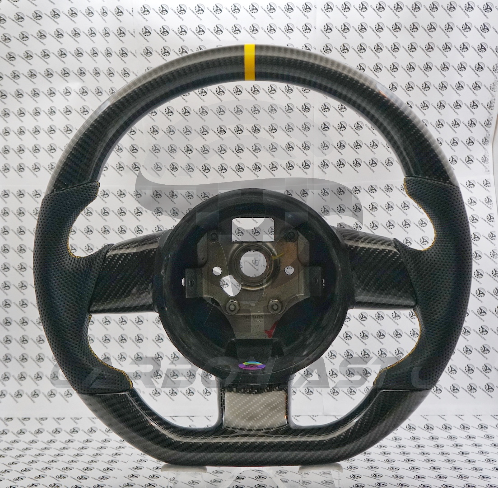 Lamborghini Gallardo Custom Carbon Fiber Steering Wheel ...