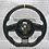 Thumbnail: Lamborghini Gallardo Custom Carbon Fiber Steering Wheel