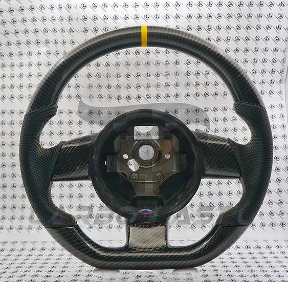 Lamborghini Gallardo Custom Carbon Fiber Steering Wheel