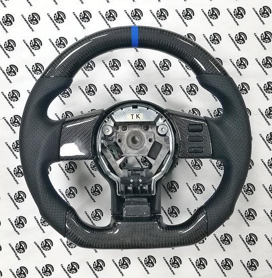 2005-2012 Nissan Frontier/Titan Custom Carbon Fiber Steering Wheel