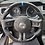 Thumbnail: 2010-2014 Ford Mustang Custom Carbon Fiber Steering Wheel