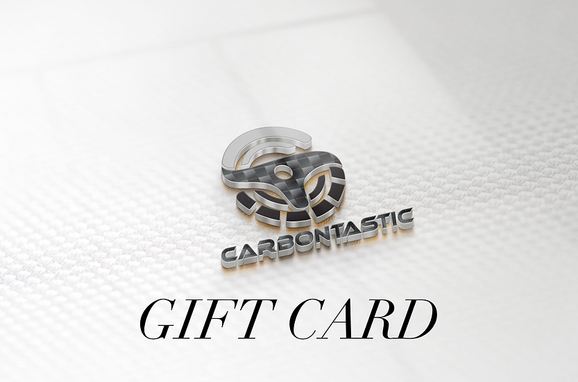 Carbontastic Digital Gife Card