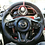 Thumbnail: 2017+ Mazda 3/6 Custom Carbon Fiber Steering Wheel (Paddle not included)