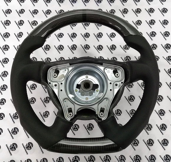 2004-2008 Chrysler Crossfire Custom Carbon Fiber Steering Wheel