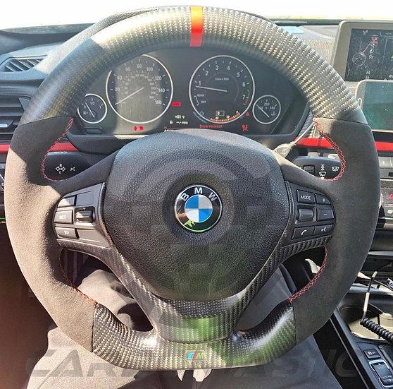 F series Sport Line Carbon Fiber Steering Wheel