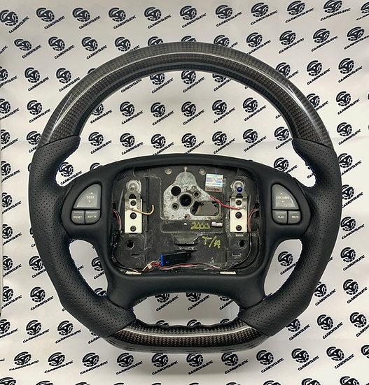 1998-2002 Pontiac Firebird Custom Carbon Fiber Steering Wheel