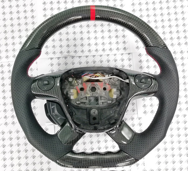 2014+ Ford Transit Connect Custom Carbon Fiber Steering Wheel