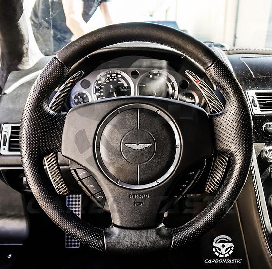 Aston Martin DB9/Vantage/DBS/Rapide Custom Carbon Fiber Paddle Shifter