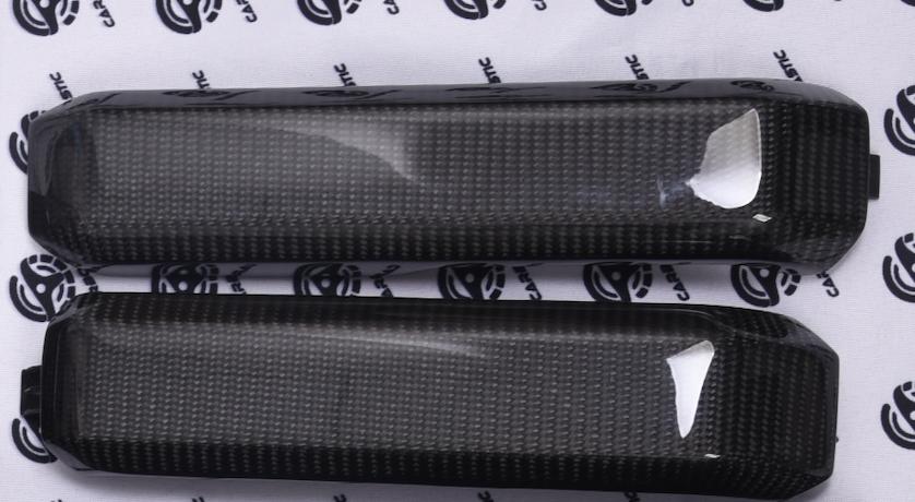2015+ F150/Raptor Custom Carbon Fiber Door Handle Cover (Front and Rear)