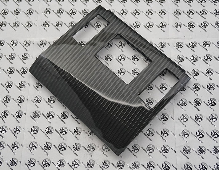 E46 Custom Carbon Fiber Sunroof Motor Cover