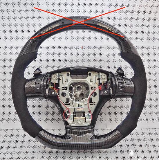 Corvette C6 Custom Carbon Fiber Steering Wheel (Paddle Shifted)