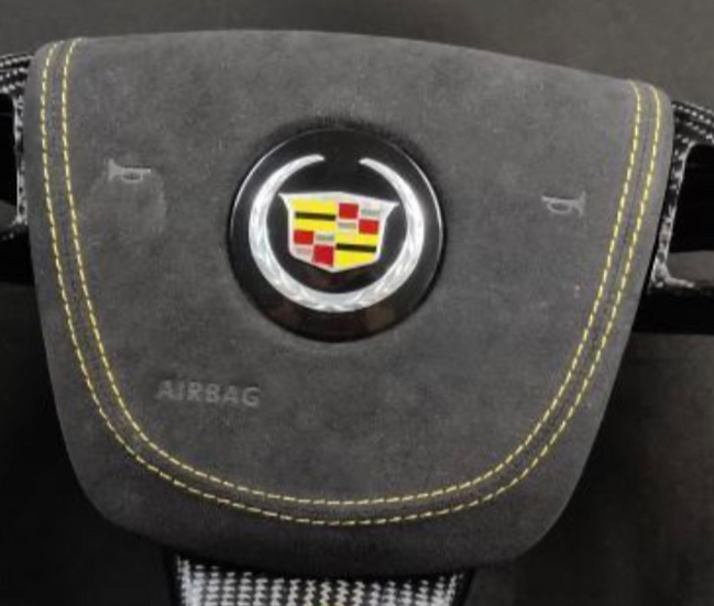 2009-2014 CTS/CTS-V Custom Airbag Cover