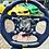Thumbnail: 2000+ Ford Lightning Custom Carbon Fiber Steering Wheel