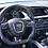 Thumbnail: 2007+ Audi A4/A5/A6/A7 S/RS Model Custom Carbon Fiber Steering(manual)