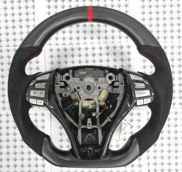 2013+ Altima/Rouge Custom Carbon Fiber Steering Wheel