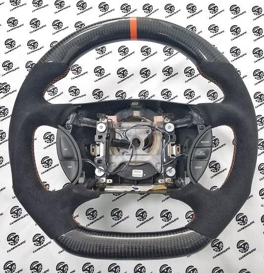 1999-2004 Ford Mustang Custom Carbon Fiber Steering Wheel