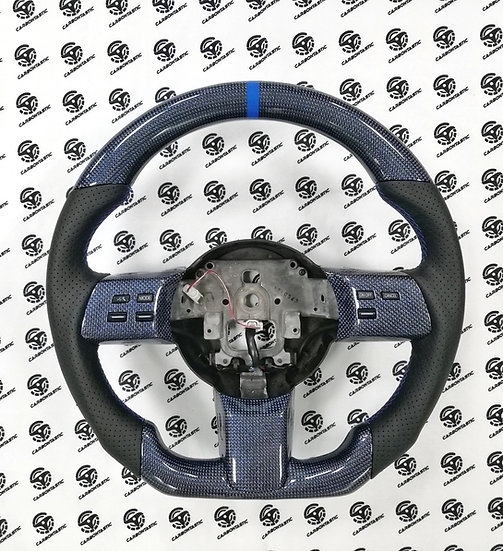 2009-2011 Mazda RX8 Custom Carbon Fiber Steering Wheel (Manual)