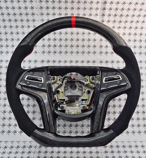 2015+ Escalade Custom Carbon Fiber Steering Wheel